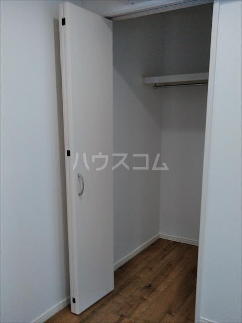 ミライエ武蔵浦和 201号室の収納
