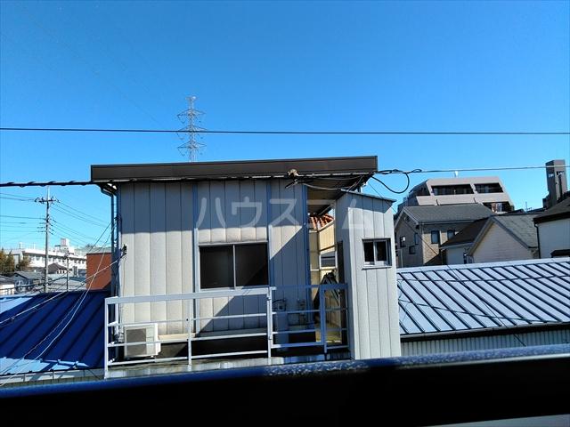 ミライエ武蔵浦和 201号室の景色