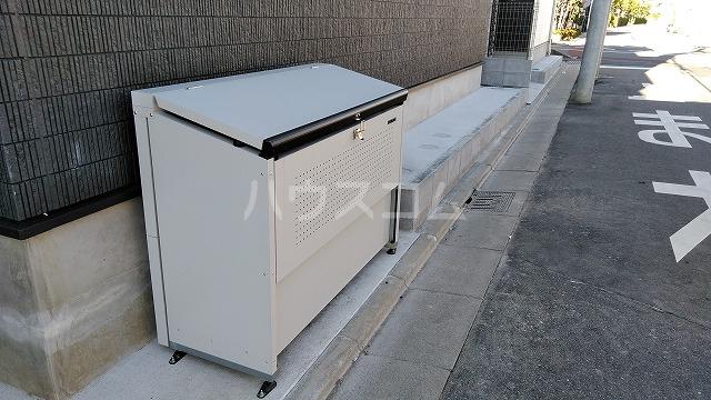 ミライエ武蔵浦和 201号室の設備