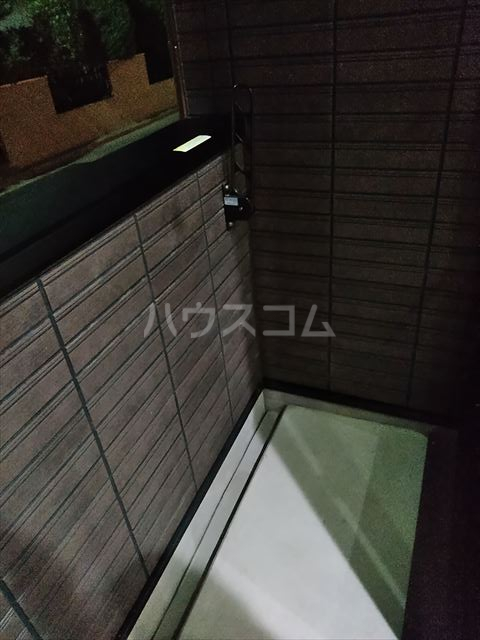 アークレス武蔵浦和 101号室のバルコニー