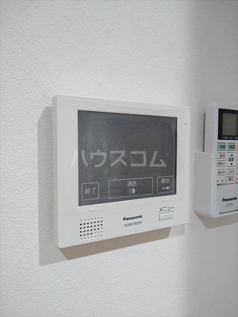 アークレス武蔵浦和 101号室のセキュリティ