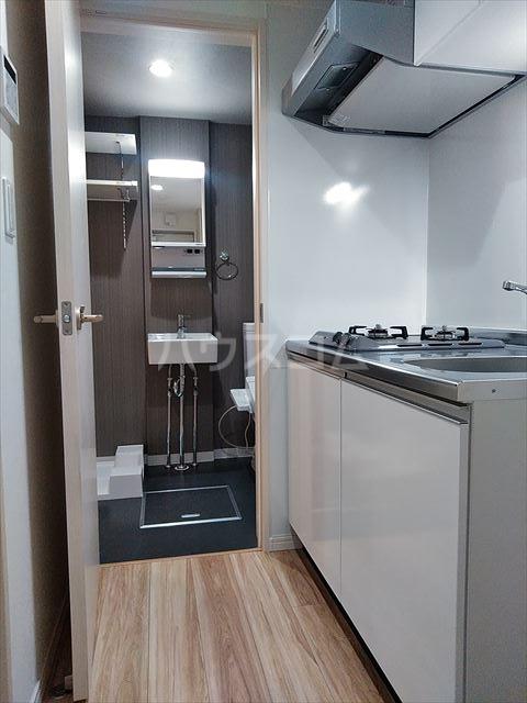 アークレス武蔵浦和 102号室のキッチン