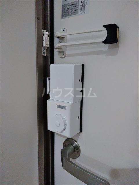 アークレス武蔵浦和 102号室のセキュリティ