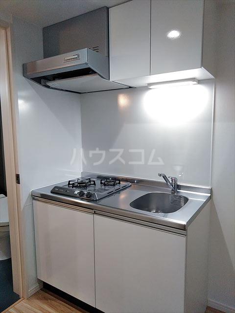 アークレス武蔵浦和 202号室のキッチン