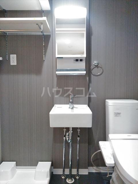 アークレス武蔵浦和 202号室の洗面所