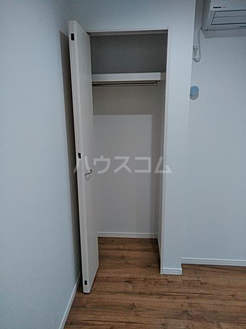 アークレス武蔵浦和 303号室のトイレ