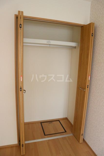 アーク・ヴィラWARABI 305号室の収納