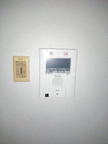 メゾン・ド・シャトー 107号室のセキュリティ
