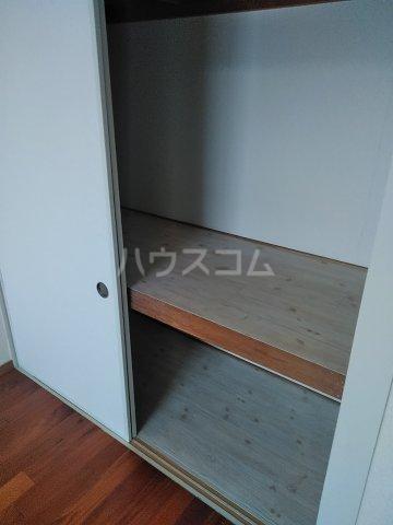 ユトリロ下地3 603号室の収納