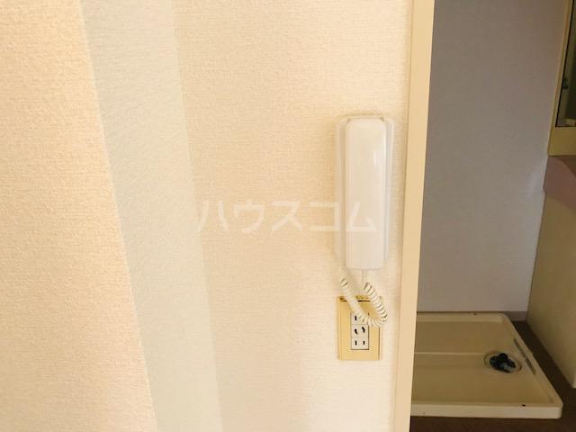 グリーンステージ堂坂B棟 201号室のセキュリティ
