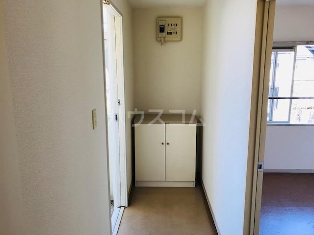 グリーンステージ堂坂B棟 201号室の玄関