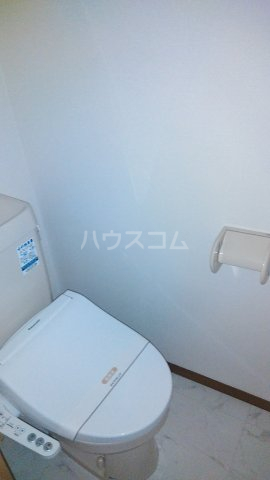パークハウス南牛川 207号室のトイレ
