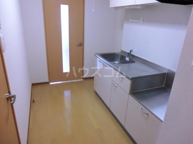 カアナパリ 301号室のキッチン