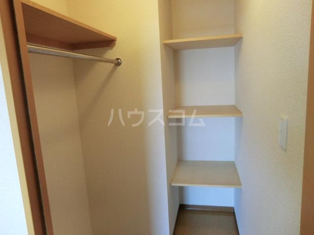 カアナパリ 301号室の収納