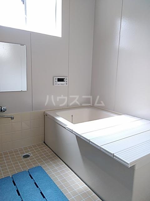 南栄町戸建の風呂