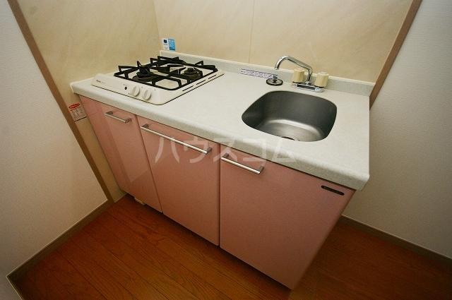 クレベール博多 902号室のキッチン