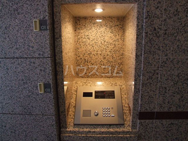 アクタス博多駅東 403号室のセキュリティ