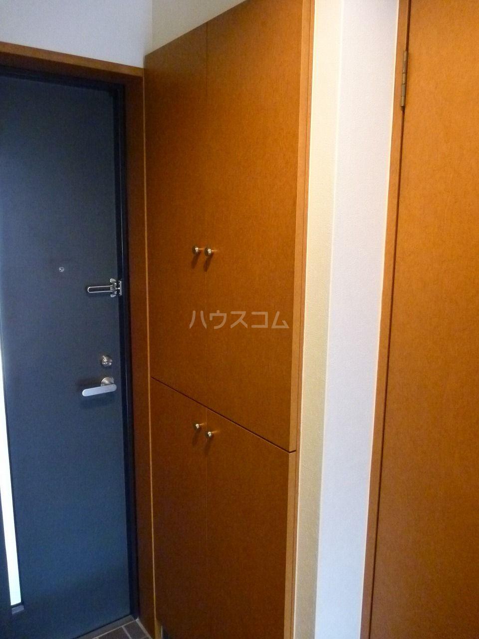 アクタス博多駅東 403号室の玄関
