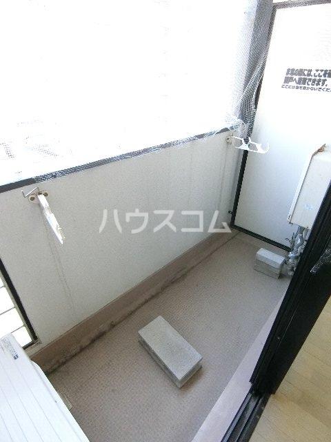ドミ・エスポワール箱崎Ⅵ 804号室のバルコニー