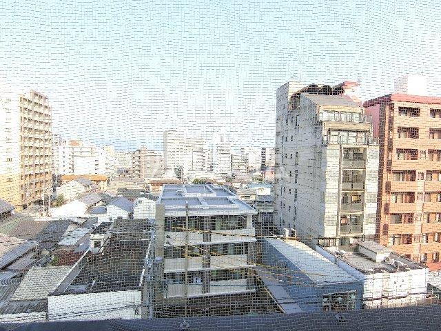ドミ・エスポワール箱崎Ⅵ 804号室の景色