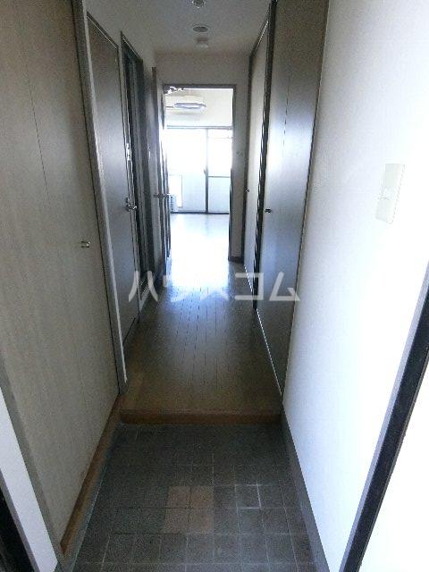 ドミ・エスポワール箱崎Ⅵ 804号室の玄関