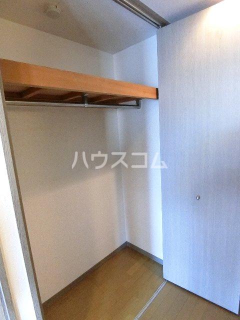 ドミ・エスポワール箱崎Ⅵ 804号室の収納