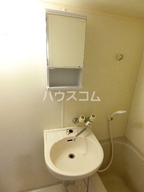 ドミ・エスポワール箱崎Ⅵ 804号室の洗面所