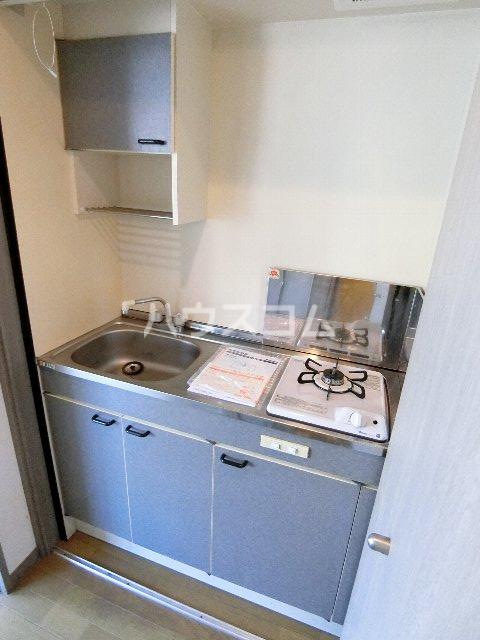 ドミ・エスポワール箱崎Ⅵ 804号室のキッチン