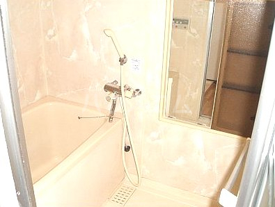 日之出ビル多の津 513号室の風呂