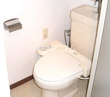 日之出ビル多の津 513号室のトイレ