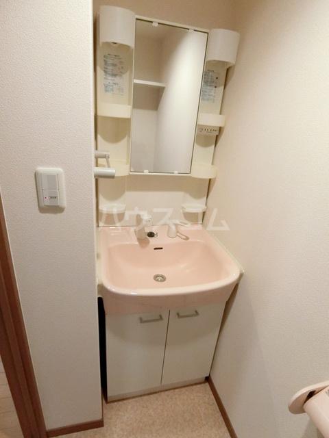 メモリアル空港東 309号室の洗面所
