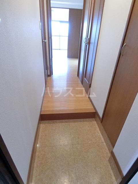 メモリアル空港東 309号室の玄関