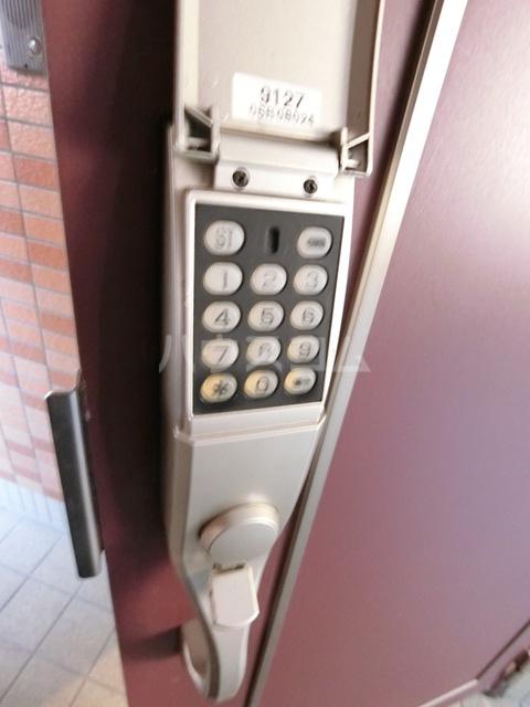 メモリアル空港東 309号室のセキュリティ
