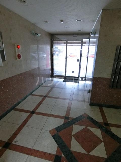 メモリアル空港東 309号室のロビー