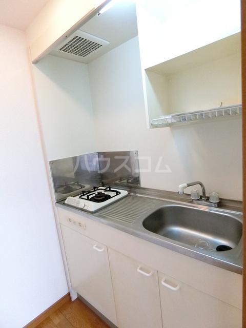 プリメール箱崎Ⅱ 503号室のキッチン