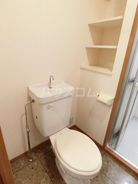 プリメール箱崎Ⅱ 503号室のトイレ