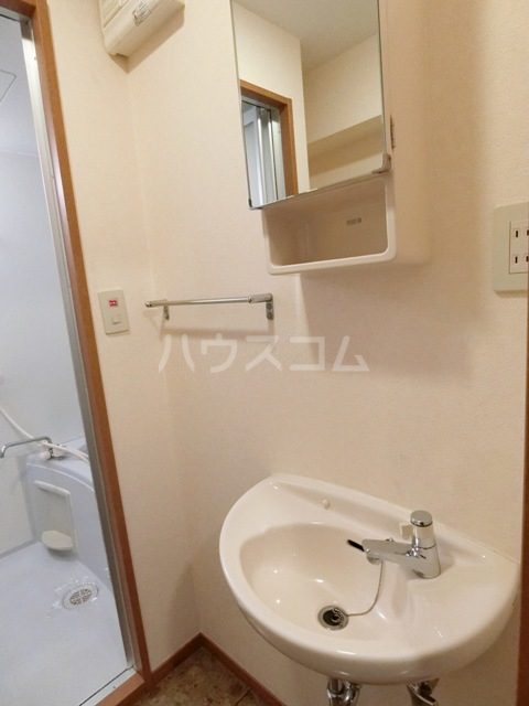 プリメール箱崎Ⅱ 503号室の洗面所