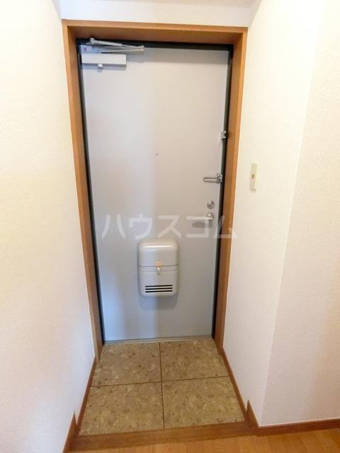 プリメール箱崎Ⅱ 503号室の玄関