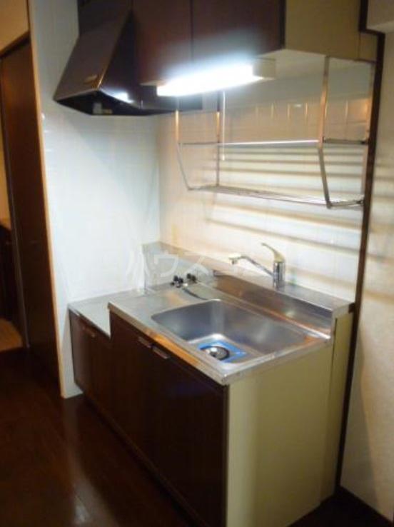 MIビル 702号室のキッチン