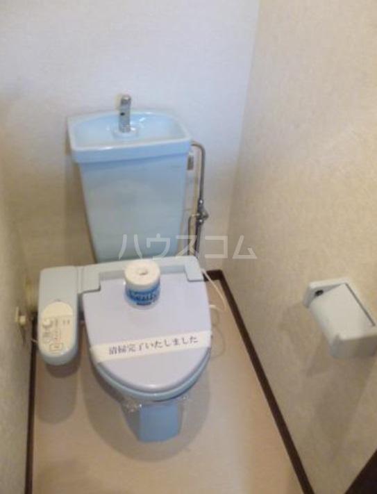 MIビル 702号室のトイレ