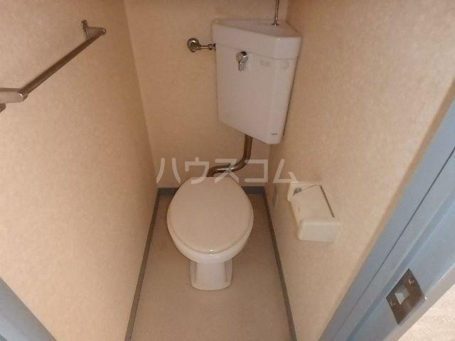 カーサ・デ・ソル 105号室のトイレ