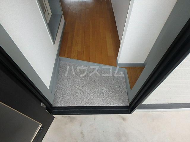 カーサ・デ・ソル 105号室の玄関