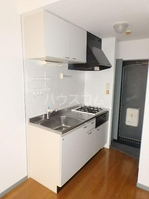 カーサ・デ・ソル 105号室のキッチン