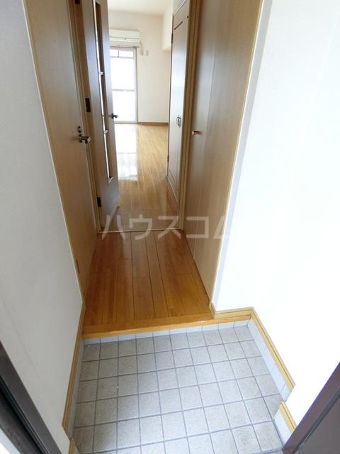 カーサ箱崎 705号室の玄関