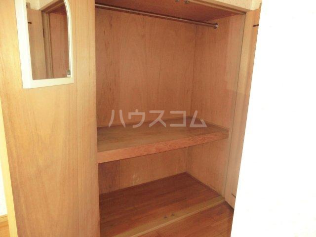 カーサ箱崎 705号室の収納