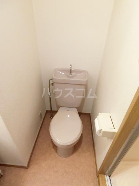 カーサ箱崎 705号室のトイレ