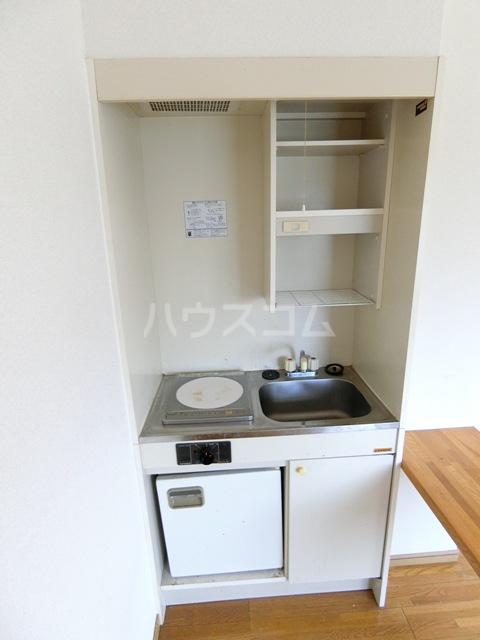 カーサ箱崎 705号室のキッチン