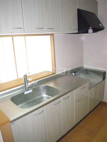 Tutti27 202号室のキッチン
