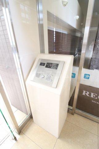 REGALO空港通 605号室のセキュリティ