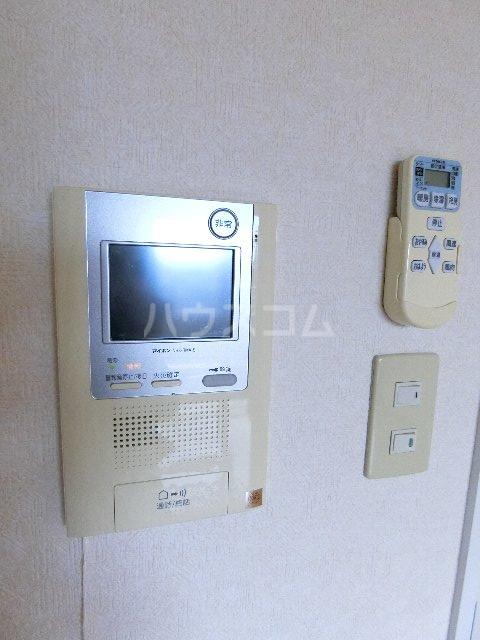 サヴォイスタジオスイーツ 405号室のセキュリティ